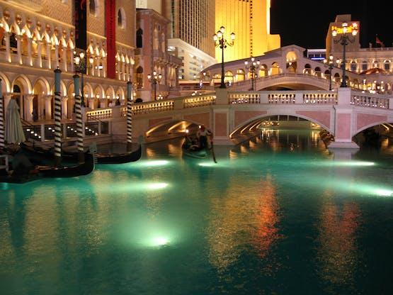 Hotel Venetian. Las Vegas, EUA