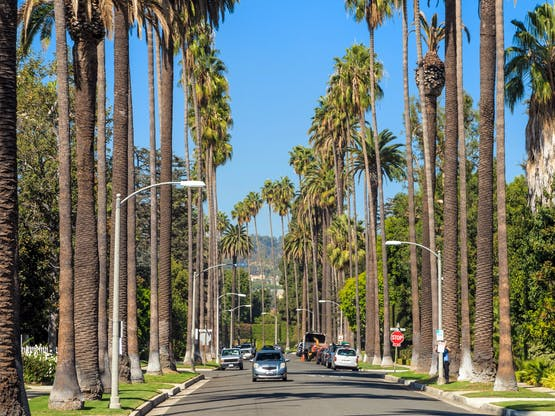 Beverly Hills. Los Angeles, EUA