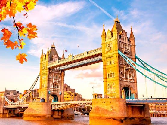 Tower Bridge. Londres, Inglaterra