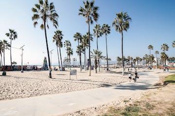 Inglês com surfing em Los Angeles