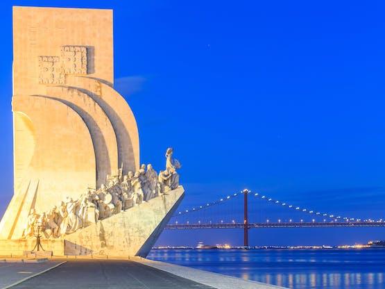Monumento aos Descobrimentos. Lisboa, Portugal